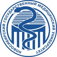 Логотип компании «НГМУ Минздрава России»