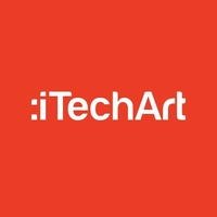Логотип компании «iTechArt Group»