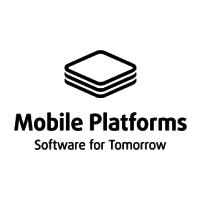 Логотип компании «Мобильные платформы»