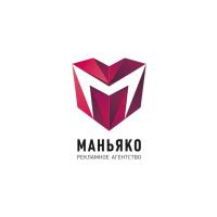 Логотип компании «Маньяко»