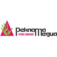 Логотип компании «Реклама Медиа»