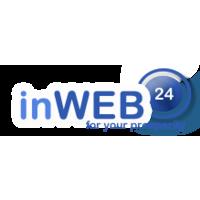 Логотип компании «InWEB24»
