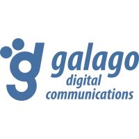 Логотип компании «Галаго Диджитал»