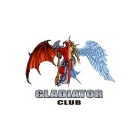 Логотип компании «GLADIATOR CLUB»