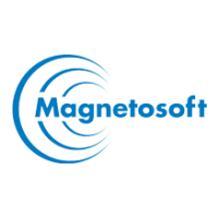 Логотип компании «МагнетоСофт»