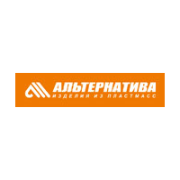 Логотип компании «Альтернатива»