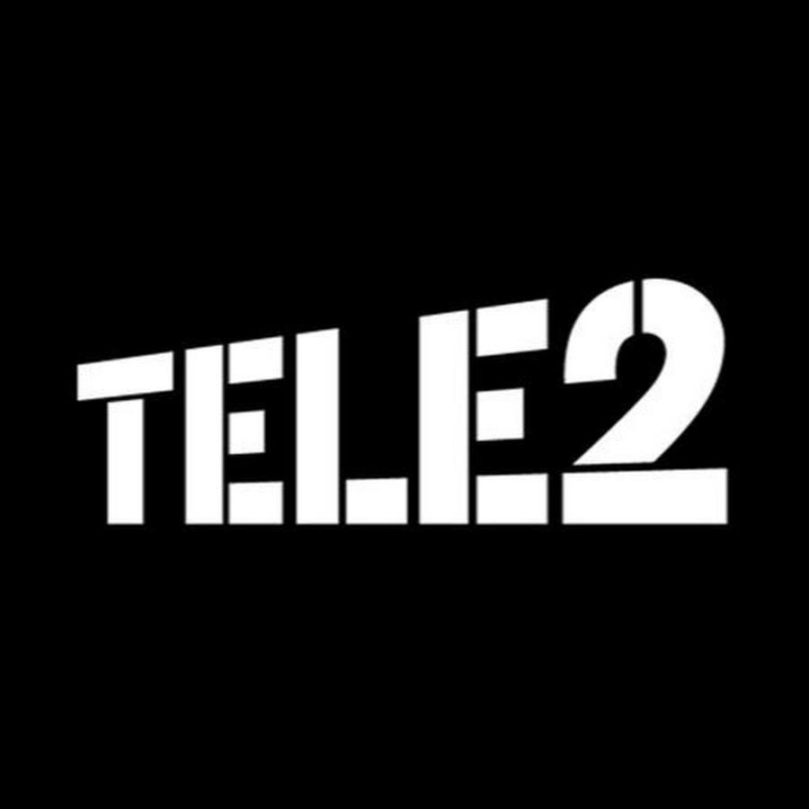 Логотип компании «TELE2»