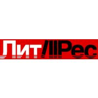 Логотип компании «Литрес»