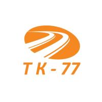 Логотип компании «ТК-77»