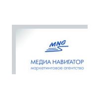 Логотип компании «Медиа Навигатор»