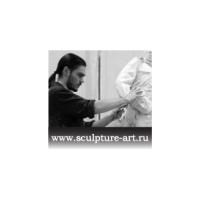 Логотип компании «скульптор - Александр Шевченко»