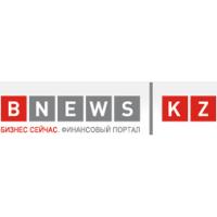 Логотип компании «bnews.kz»