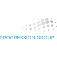 Логотип компании «Progression Group»