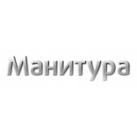 Логотип компании «Манитура»