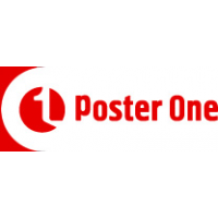 Логотип компании «Poster One»