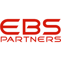 Логотип компании «ЕБС Партнерс»