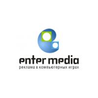 Логотип компании «Агентство EnterMedia»
