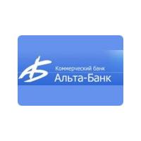 Логотип компании «Альта-Банк»