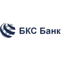 Логотип компании «БКС Банк»