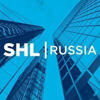 Логотип компании «SHL Russia&CIS»