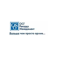 Логотип компании «ОСГ Рекордз Менеджмент»