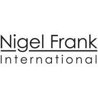 Логотип компании «Nigel Frank International»