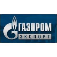 Логотип компании «Газпром экспорт»