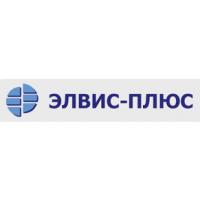 Логотип компании «ЭЛВИС-ПЛЮС»