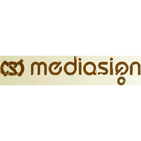 Логотип компании «Mediasign»