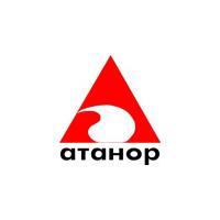 Логотип компании «Атанор»
