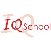 Логотип компании «Курсы английского языка IQ School»