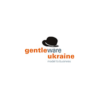 Логотип компании «Gentleware Ukraine»