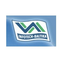 Логотип компании «Infotech Baltika»