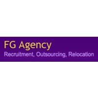 Логотип компании «FG Agency»