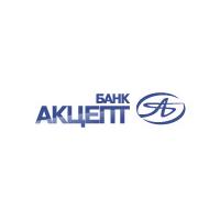 Логотип компании «КБ АКЦЕПТ»