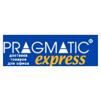 Логотип компании «Прагматик Экспресс»