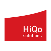 Логотип компании «HiQo Solutions»