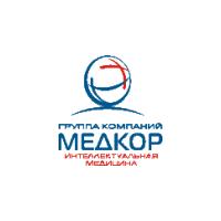 Логотип компании «Медкор-2000»
