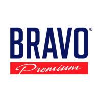 Логотип компании «БРАВО Премиум»