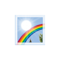 Логотип компании «Радуга-ЛИК»