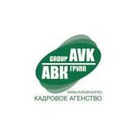 Логотип компании «АВК Групп»