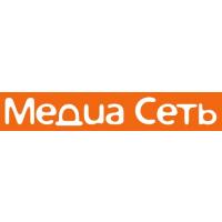 Логотип компании «МедиаСеть»