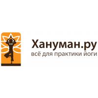 Логотип компании «Хануман.ру»