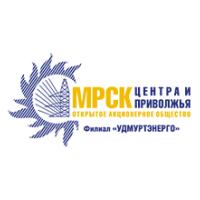 Логотип компании «Удмуртэнерго»