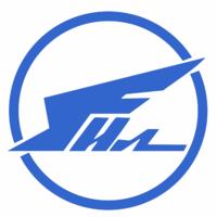 Логотип компании «Авиационный комплекс им. С.В. Ильюшина»