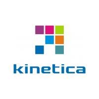 Логотип компании «Kinetica»