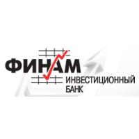 Логотип компании «Банк Финам»