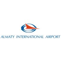 Логотип компании «Международный Аэропорт Алматы»