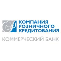 Логотип компании «Коммерческий банк Компания розничного кредитования»