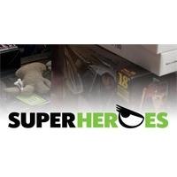 Логотип компании «Магазин СуперГерои»